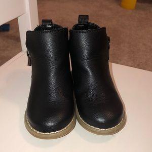 ❤️EUC❤️ GAP Shoes Toddler Moto Booties